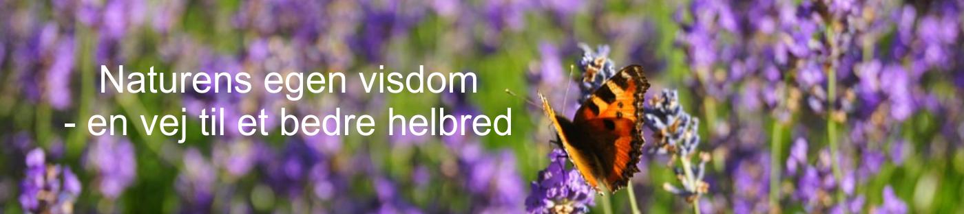 Naturens egen visdom - en vej til et bedre helbred